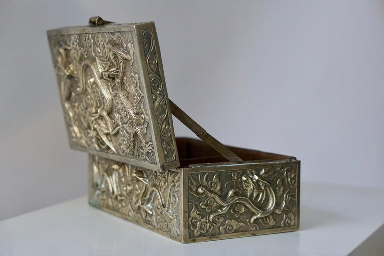 Chinese Jewelry Box For Sale 8