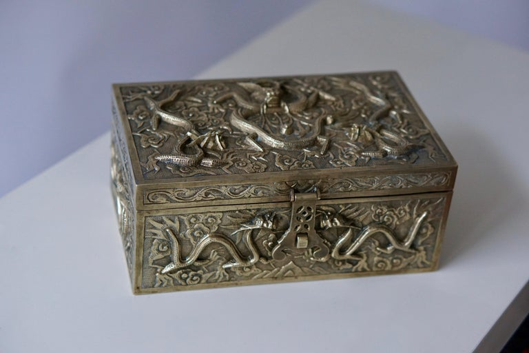 Chinese Export Chinese Jewelry Box For Sale