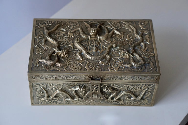 20th Century Jewelry Box For Sale