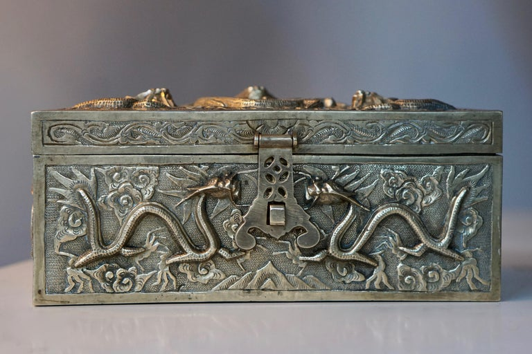 Chinese Jewelry Box For Sale 1