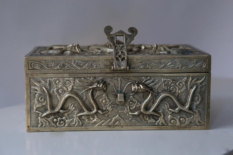 Chinese Jewelry Box For Sale 2