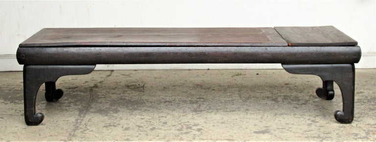 Antique Chinese Low Table For Sale 7