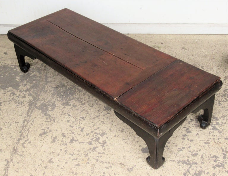 Antique Chinese Low Table For Sale 8