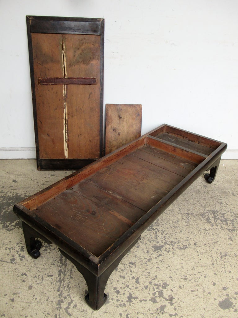 Antique Chinese Low Table For Sale 3