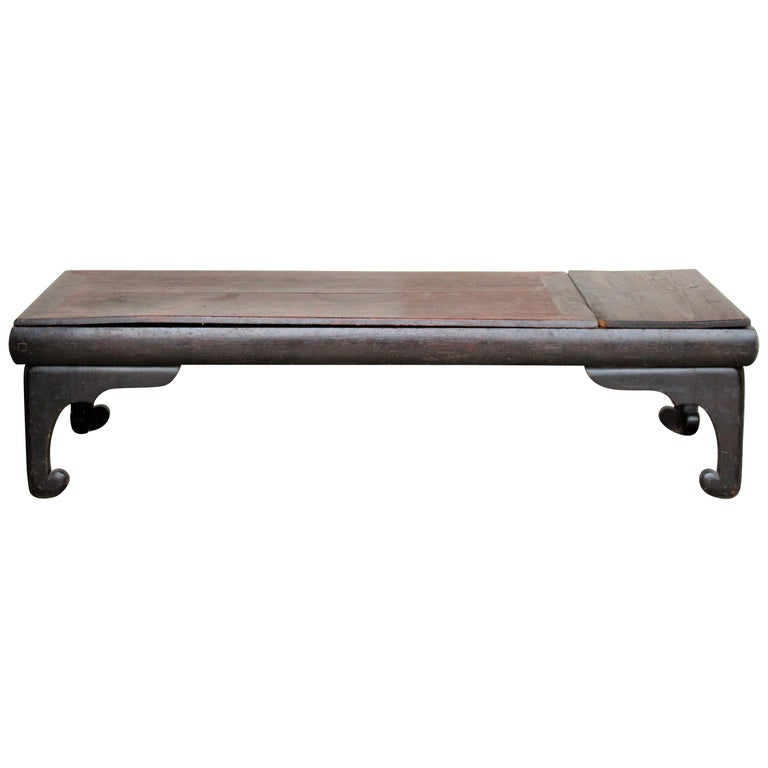 Antique Chinese Low Table For Sale