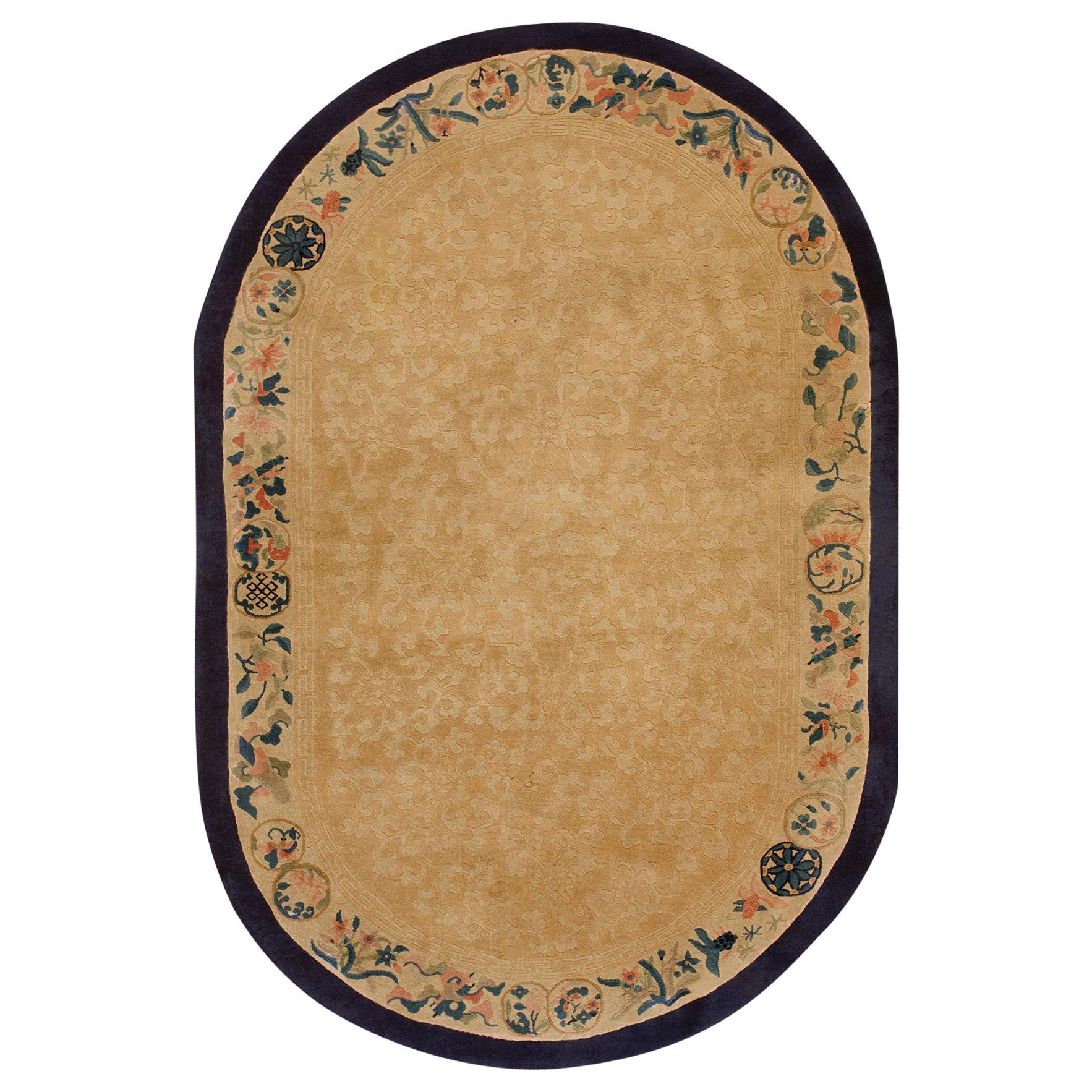 Antique Chinese, Peking Rug