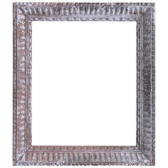 Antique Classical Style Picture Frame with Whitewash