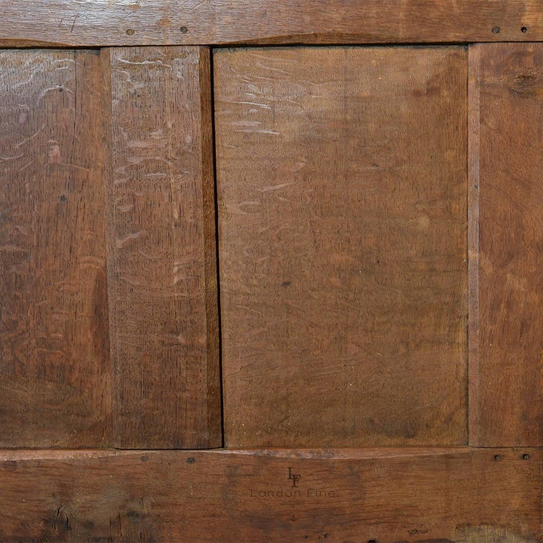 Antique Coffer, Charles II Chest, circa 1680 For Sale 2