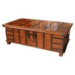Antique Colonial Coffee Table