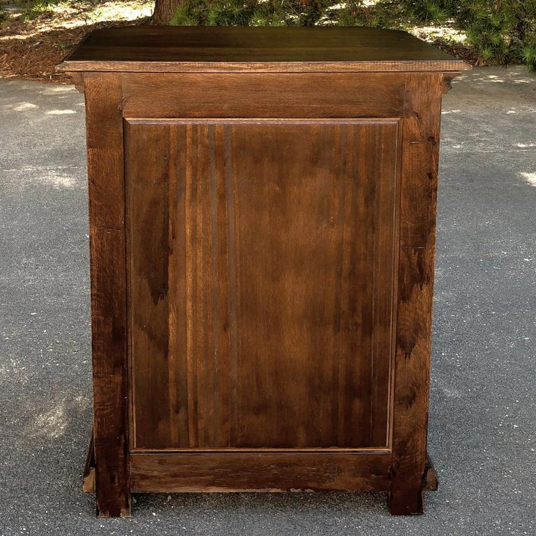 Antique Country French Confiturier, Cabinet For Sale 4