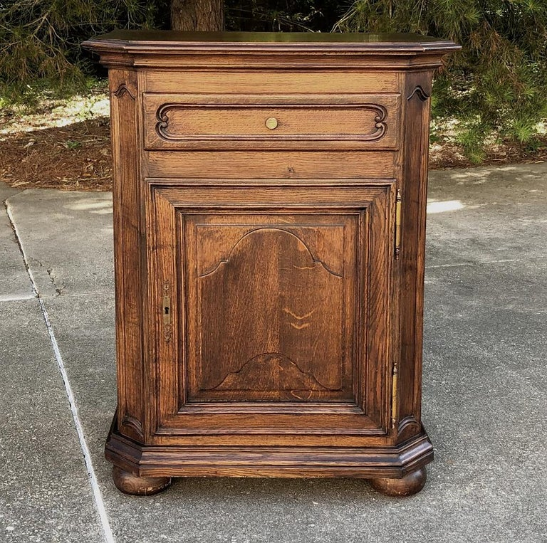 Antique Country French Confiturier, Cabinet In Good Condition For Sale In Dallas, TX