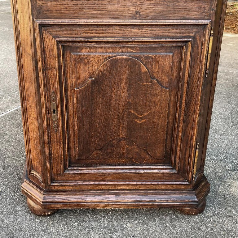 Antique Country French Confiturier, Cabinet For Sale 1