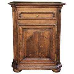 Antique Country French Confiturier, Cabinet