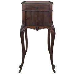 Antique Country French Nightstand