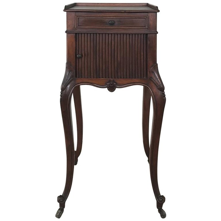 the latest 8924d 4169d Antique Country French Nightstand
