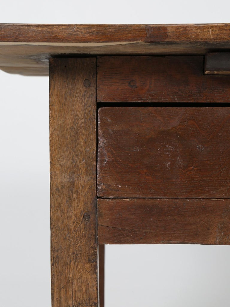 Antique Country French Style Coffee Table For Sale at 1stdibs