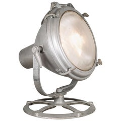 Antique Crouse Hinds U.S. Navy Spotlight, circa 1930