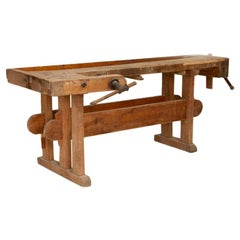 Antique Workbenches 49 For Sale On 1stdibs