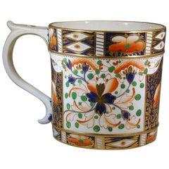 Antique Derby Porcelain Porter Mug