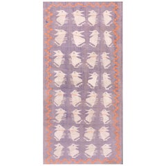 Antique Dhurrie Indian Rug