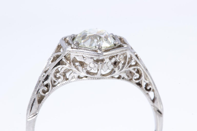 Antique Diamond Ring For Sale 1