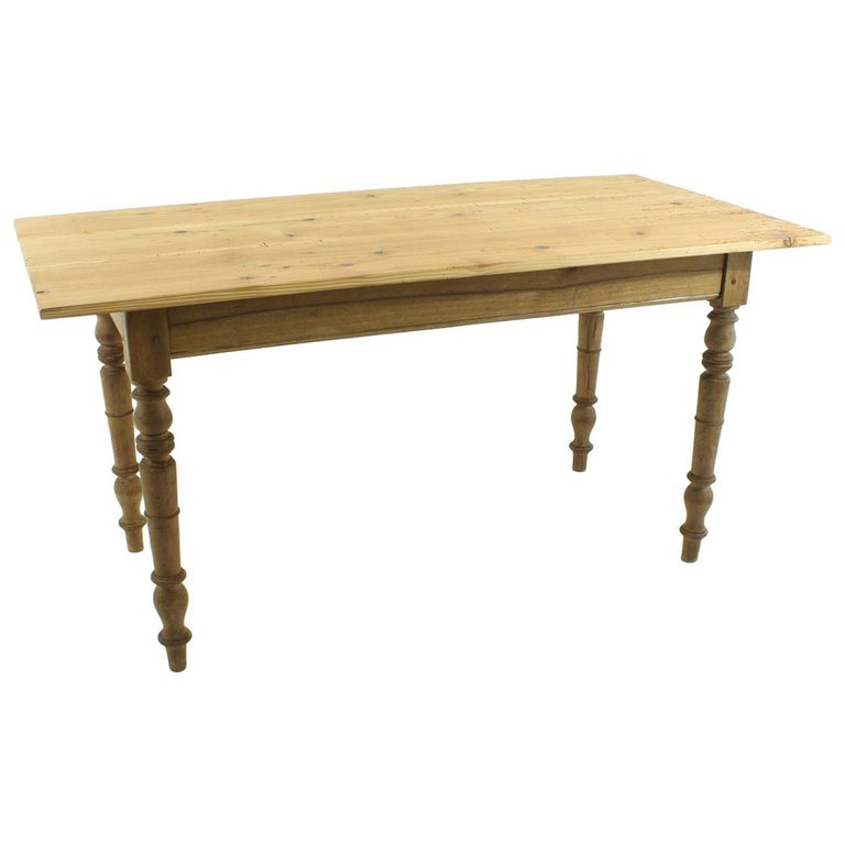 Antique Dining Table, 1890s For Sale At 1stdibs