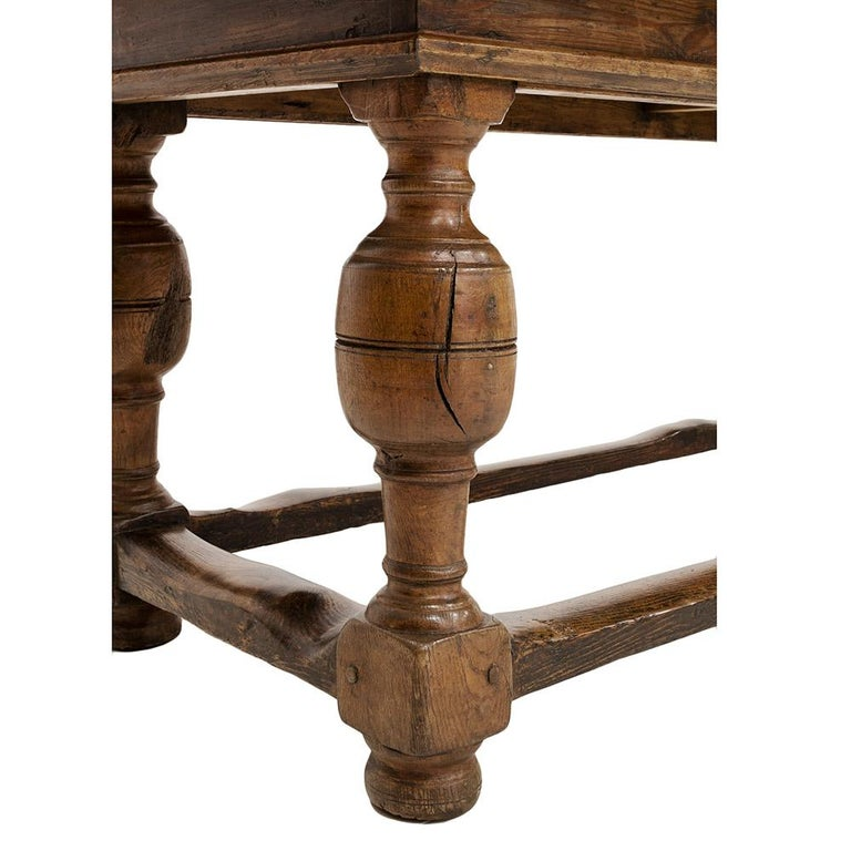 Antique Dining Table, 18th Century For Sale 5