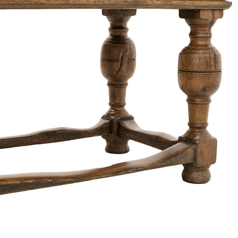 Antique Dining Table, 18th Century For Sale 6