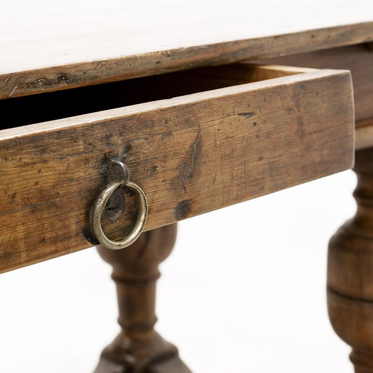 Antique Dining Table, 18th Century For Sale 7