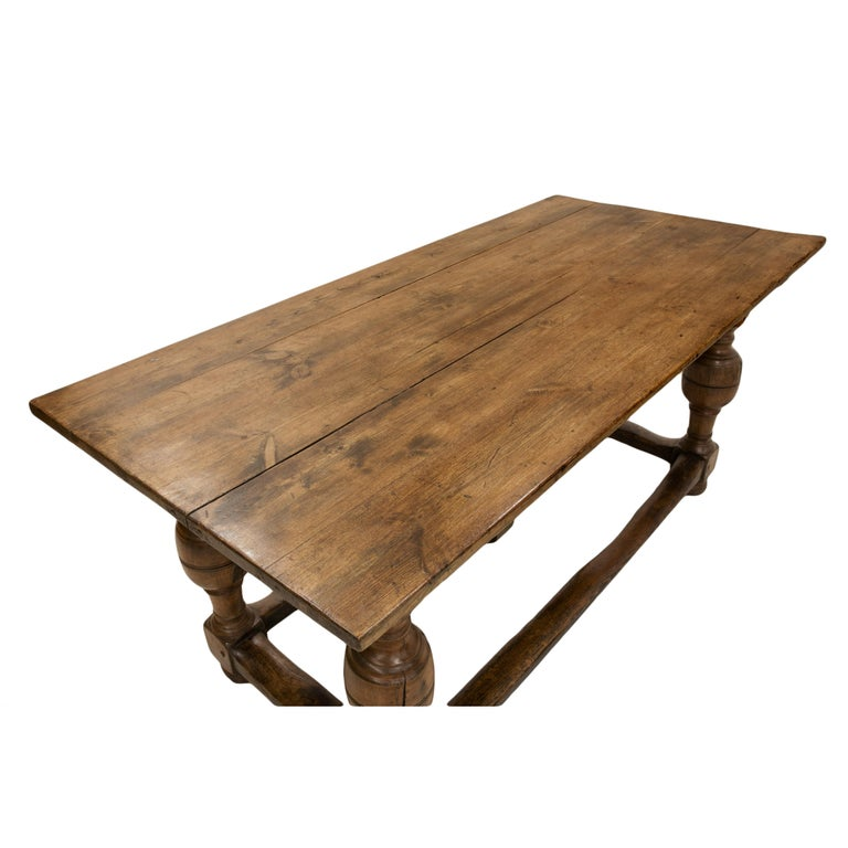 Antique Dining Table, 18th Century For Sale 1
