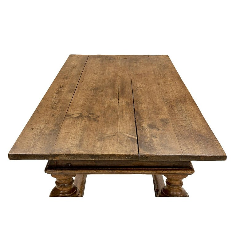 Antique Dining Table, 18th Century For Sale 2