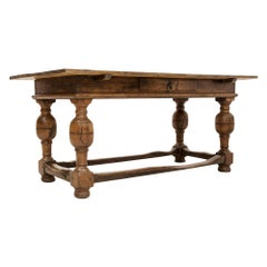 Antique Dining Table, 18th Century