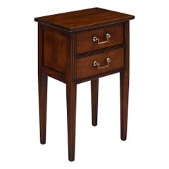 Antique Directoire Style Side Table
