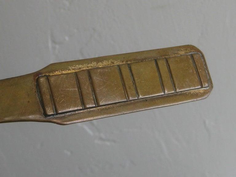 Antique Dirk Van Erp Hand-Hammered Copper Arts & Crafts Letter Opener For Sale 6
