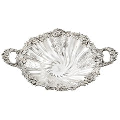 Antique Dish Made in the Reign of William IV in 1833