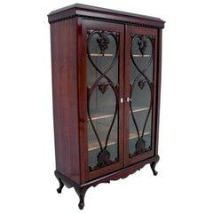Antique Display Cabinet, Scandinavia, 1920