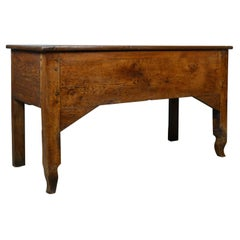 Antique Dough Bin, Large, French, Fruitwood, Proving Chest, Mid-19th Century