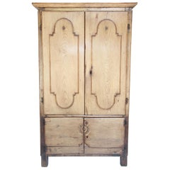 Antique Dutch Wardrobe or Cabinet