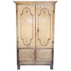Antique Dutch Wardrobe or Cabinet