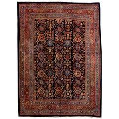 Antique Early 20th Century Antique Bidjar Rug