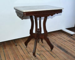 Antique Eastlake Center Table