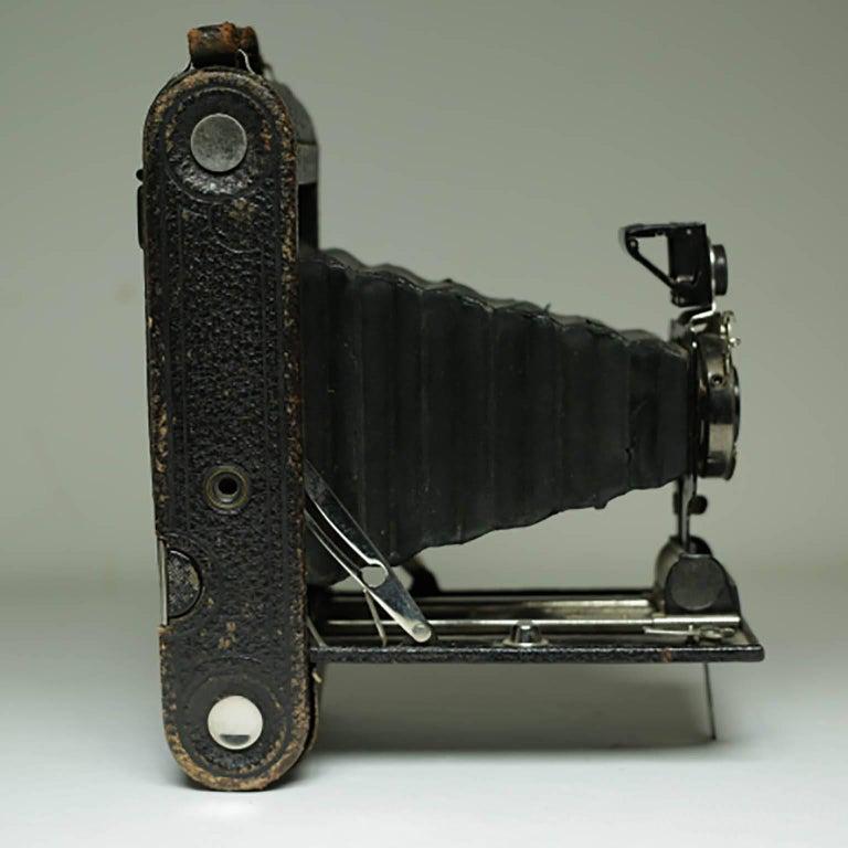 20th Century Antique Eastman Kodak Fold Out Land Camera, circa 1920s