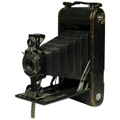 Antique Eastman Kodak Fold Out Land Camera, circa 1920s
