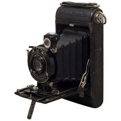 "Antique Eastman Kodak ""No. 1 Pocket Kodak"" Folding Camera, circa 1909"