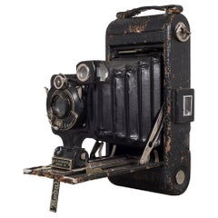 Antique Eastman Kodak 'No. 1A Pocket Kodak' Folding Camera, circa 1926-1932