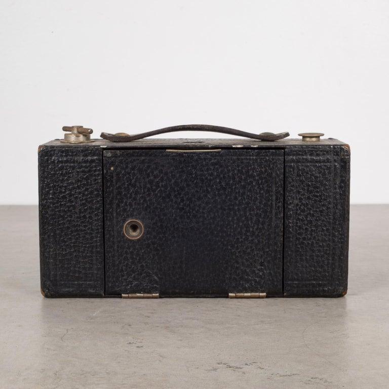 Leather Antique Eastman Kodak