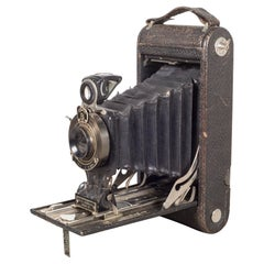 "Antique Eastman Kodak ""No. 2C Pocket Kodak"" Folding Camera, circa 1916"