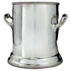 Antique Edwardian Ice bucket