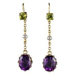 1910s Drop Earrings