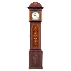 Antique Empire Clock, Western Europe, circa 1860